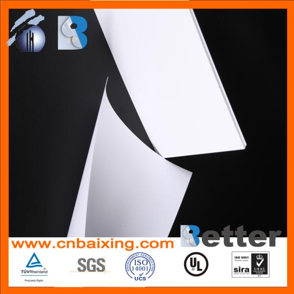 Injectable PVC Sheet for ID Card