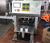 Hots sales full automatic LD802 Automatic plastic Cups filling and sealing machine used for food