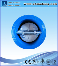 Well sell Ductile Iron Wafer Dual Plate Check Valve