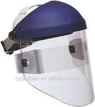 transparent and coloed protective transparent mask manufacturer as your request pass ANSI/ISEA Z87.1-2022