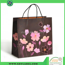 Waterproof paper bag / decor paper bag