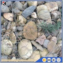Galvanized and black vinyl coated Poultry Wire Netting / Chicken Wire Mesh / Hexagonal wire fencing price Azerbaijan