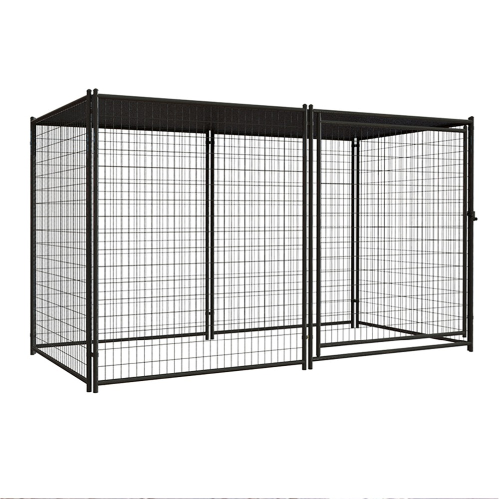 Foldable Suitcase Wire Metal dog kennel fence