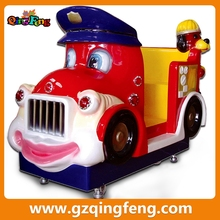 Qingfeng year end promotion truck kiddy ride arcade machine cheap kids ride on cars