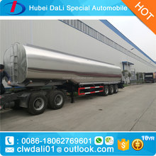 50,000L insulated Asphalt tank semi trailer with pump