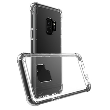 2018 Amazon Hot Selling Shockproof Material TPU PC Clear S9 Plus Cover, For Samsung Galaxy S9 Phone Case
