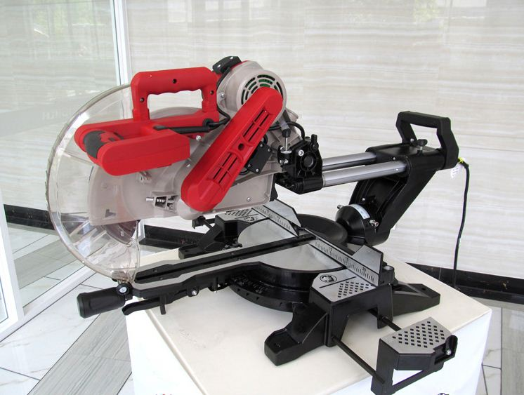 power tools main produce from yongkang compound cutting miter saw two head cutting machine miter saw