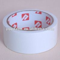 double coated tissue tape/double side no woven tape
