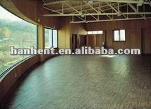 Commercial indoor PVC Plank flooring