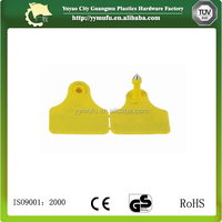 ear tag 41*45mm Pig ear tag with metal nail animal ear tag TPU