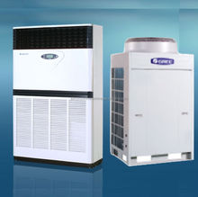 Split type air-cooled packaged unit air conditioner
