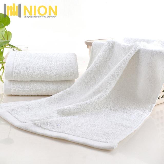 100%Cotton Luxury Hotel Plain Towel, Face Cloth Hand Towel Bath Towel Set