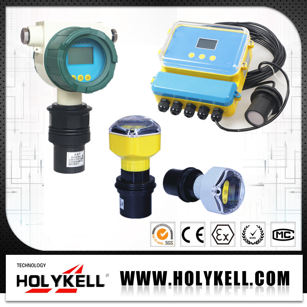 Ultrasonic Water Tank Digital Level Meter