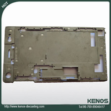 Precision Magnesium die casting Accessory Parts for mobile phone with OEM service