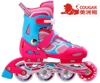 Cougar children adjustable inline skate shoes