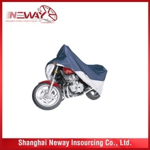 Low price crazy selling good quality motorcycle cover pattern