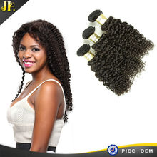 Good Quality Virgin Human Hair Curly Wave Indian Hair Sale