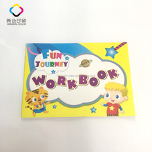 wholesale children English educational books with stickers