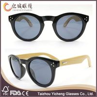 2016 best quality hot sales gafas de bamboo