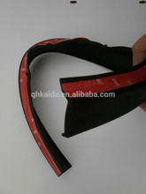 produce various EPDM foam sealing strip for car window weather striping