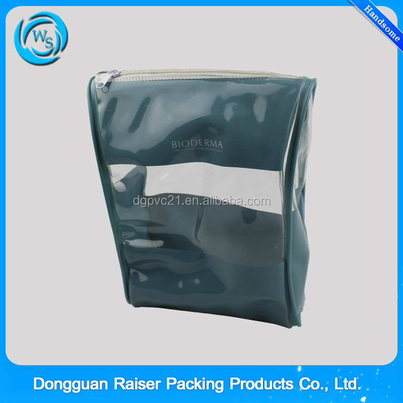 resealable underware bag clothing packaging bag ziplock plastic bag for clothes package