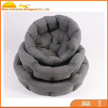 Modern designer round dog beds and small cat house