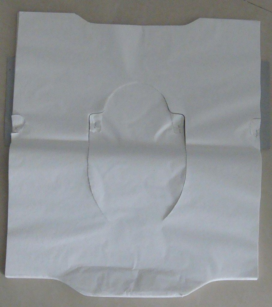 Disposable travel Paper Toilet Seat Cover