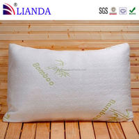 Shredded memroy foam pillow,bamboo shreded memory foam pillow,bamboo hotel shreded memory foam pillow