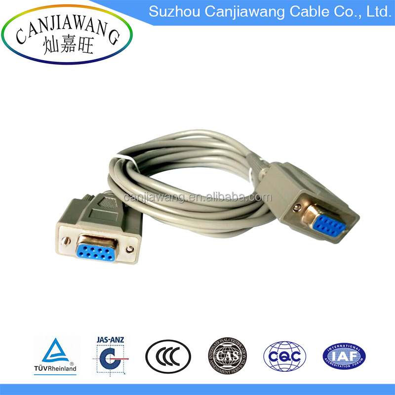 9 Pin VGA to VAG BM to BM Cable for HDTV or Monitor PC computer