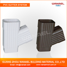 Factory Cheap OEM PVC Roofing Gutter Joiner