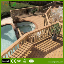 Best Price WPC Terrace Fence with high quality for Balcony