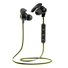 Best Wireless Sports Earphones <strong>w</strong>/Mic IPX7 Waterproof HD Stereo Sweatproof Earbuds for Gym Running Workout