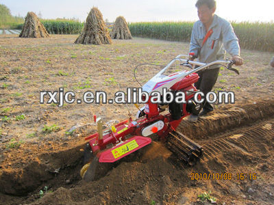 Hot sale ditcher machine chain digger