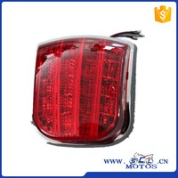 SCL-2013090071 wholesales high quality motorcycle led rear light tail light from china