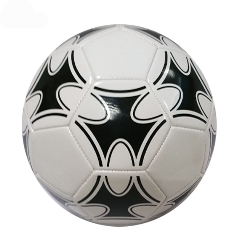 PVC Promotional Quality Standard 32 Panels, Size 5 Soccer balls top quality soccer balls