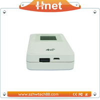 Hotselling 4G LTE Router WiFi unlock hnet 4g lte mobile wi-fi router for outdoor