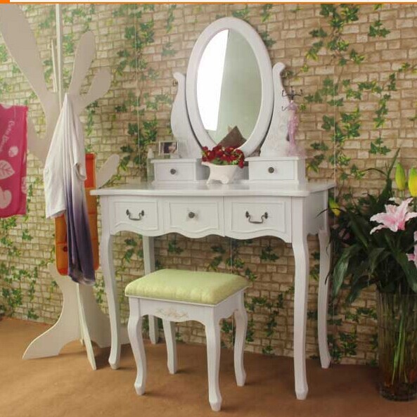 2015 Chinese Factory Latest New Hot Design Vanity Chest Table Set