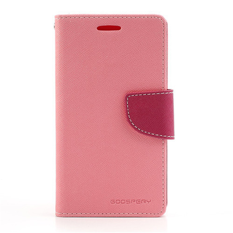 Mercury Goospery Fancy Diary Retro Book Leather Case For Samsung Galaxy Note 3