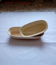 Dishes & Plates Dinnerware Type and Olive Wood Material Handcrafted Olive Wood Natural Rustic Bread Basket