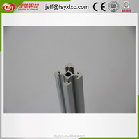 20x20 t slotted industrial aluminium profile extrusion for linear motion systems
