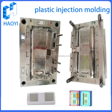 Custom Mobile air conditioning side plate shell large plastic injection molds at home