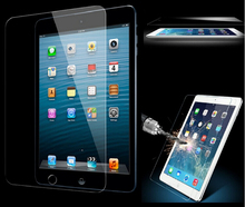 new explosion-proof tempered glass screen protector for ipad mini tempered glass 0.3mm Round Edge tempered glass film