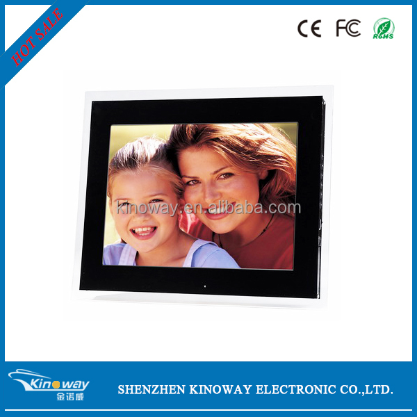 "4:3 Ratio 15"" Digital Photo Frame, 1024x768 Resolution"