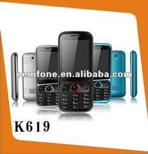 "Latest 2.4"" GSM handset with Big battery and Big speaker"