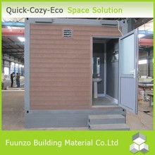 Prefabricated Durable Mobile Ablution Container