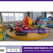 playground children games for carnival rides electric swing motor racing car