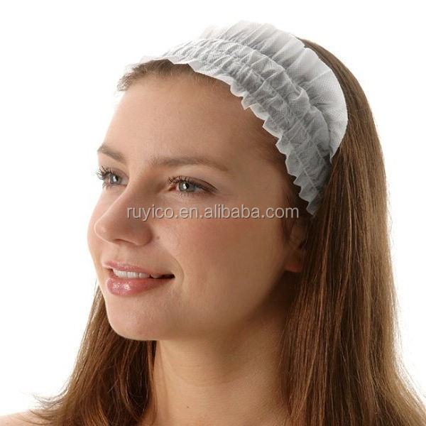 disposable head band/disposable head cover