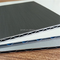 New improved popular 3mm thick aluminum honeycomb sheet