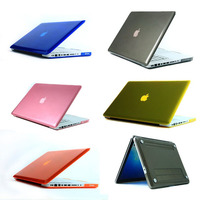 smooth cover crystal shell plastic hard case for macbook pro a1398 with retina