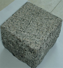 chinese granite cube and Natural G381 Cube paving stone,30x30 stone paver